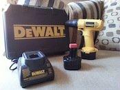 Dewalt Cordless Drill Driver 9.6V