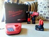 Milwaukee M12 CPD-202C Hammer Drill Driver