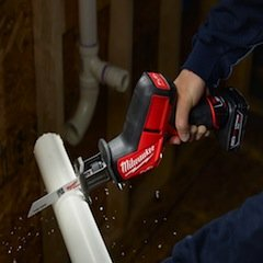 Milwaukee M12 Fuel Hackzall Recip Saw review
