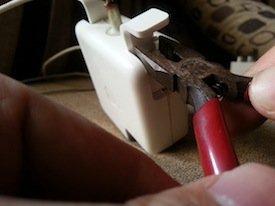 repair macbook pro adapter