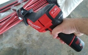 Milwaukee M12 Fuel Hackzall review