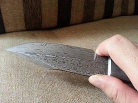 blade choil