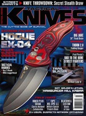 Hogue EX-04 magazine