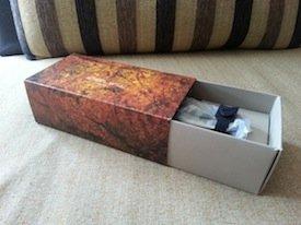 Steel Will box