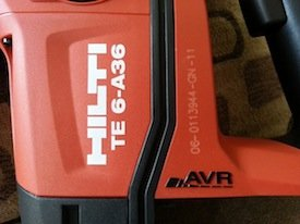 Hilti Active Vibration Reduction