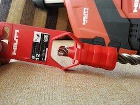 Hilti TE-CX drill bit