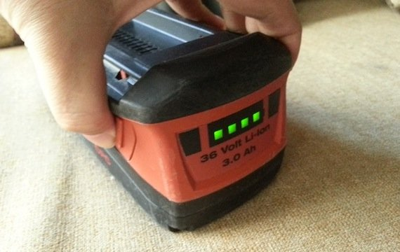 Hilti B36 lithium-ion battery