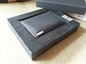 victorinox mens wallet