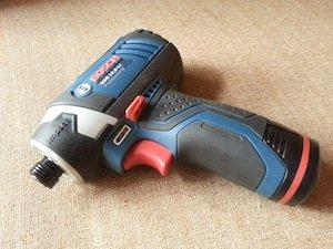 Bosch GDR 10.8-LI Professional Cordless Impact Driver