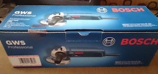 Bosch GWS 8-100 CE Professional Variable Speed Angle Grinder