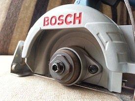 Bosch GDM 12-34 marble cutter