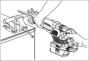 reciprocating saw metal cutting