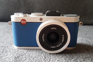 Leica camera collection