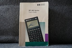 hp 48g series user's guide