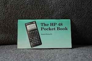 hp 48 pocket book