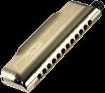 hohner chromatic harmonica