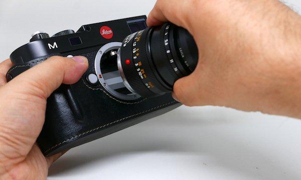 6 bit coding leica lens