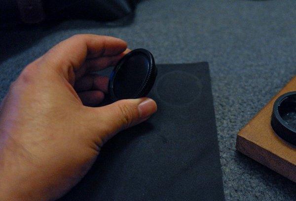 leica m lens holder