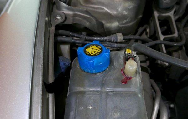 alfa romeo 147 radiator coolant reservoir cap
