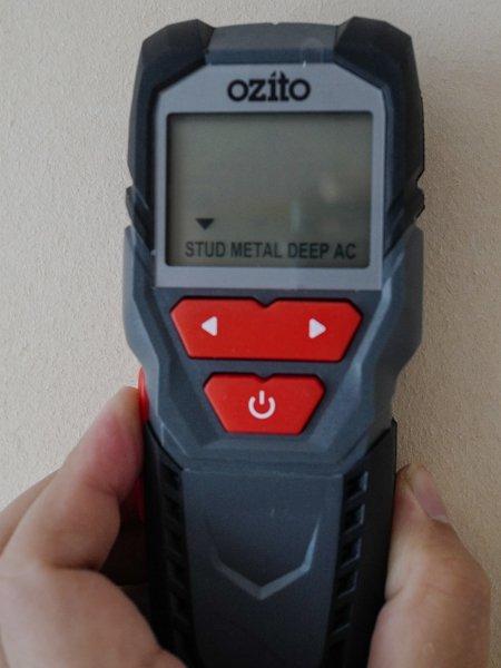 ozito stud detector