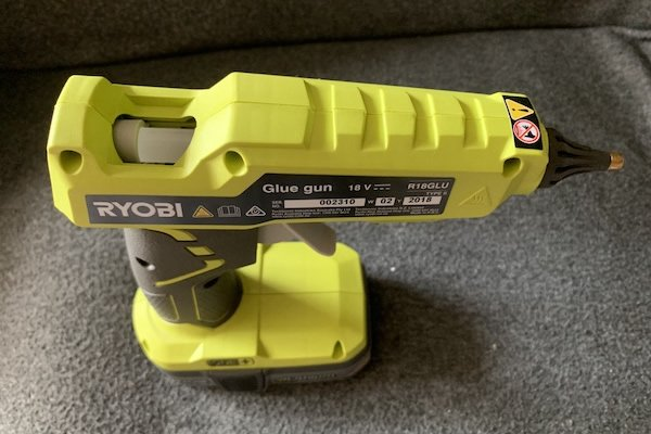 ryobi hot glue gun