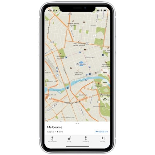 MAPS.ME Offline Map and Navigation App