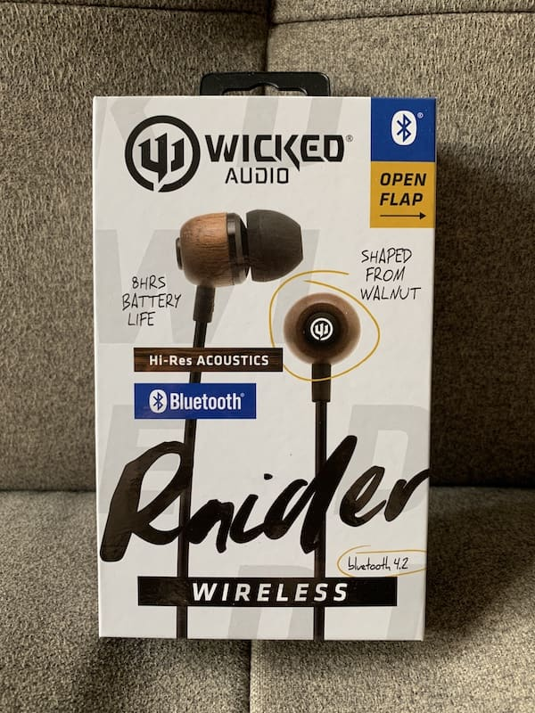 wicked audio raider