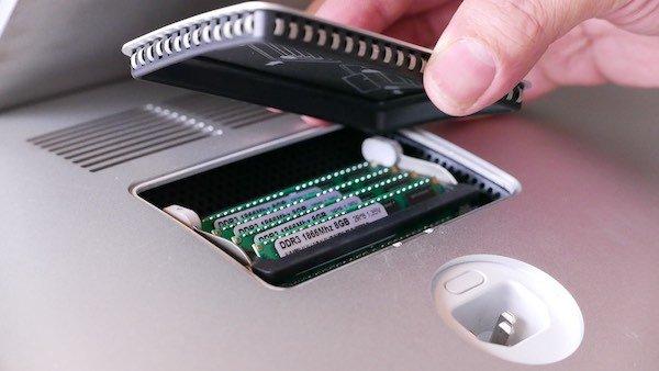 upgrade RAM iMac