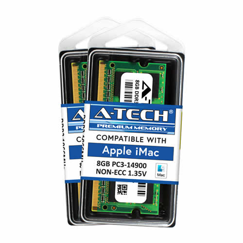 how to upgrade RAM on iMac