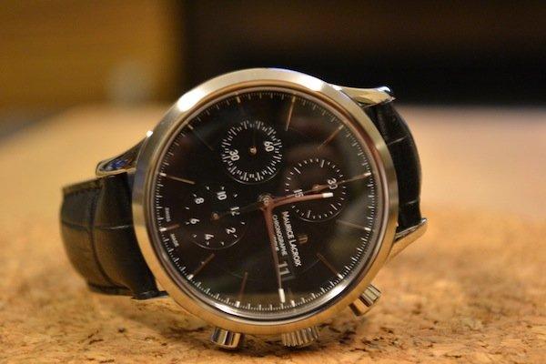 automatic chronograph swiss watch