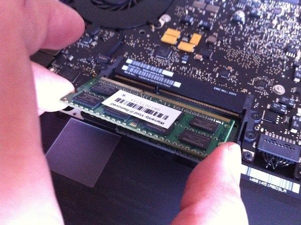 Upgrade MacBook Pro RAM