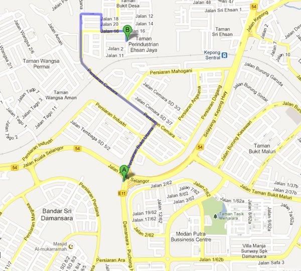 YR Auto Centre Sdn Bhd