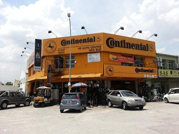 YR Auto Centre